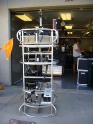 WET Labs Autonomus Moored Profiler (AMP). Photo Credit WET Labs